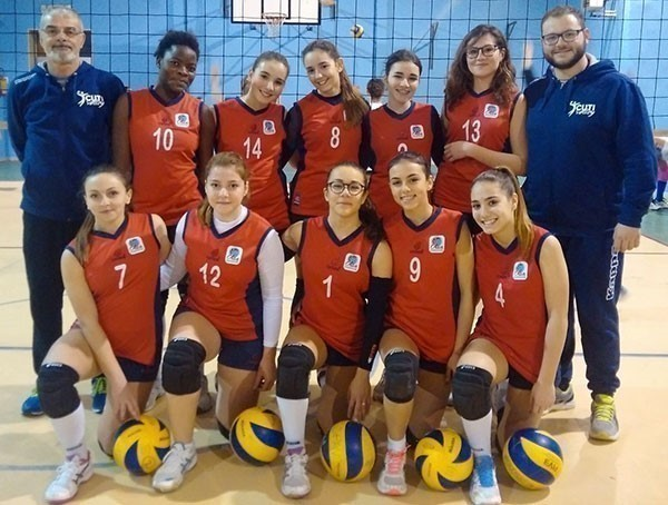 ORSACUTI VOLLEY (U18F)
