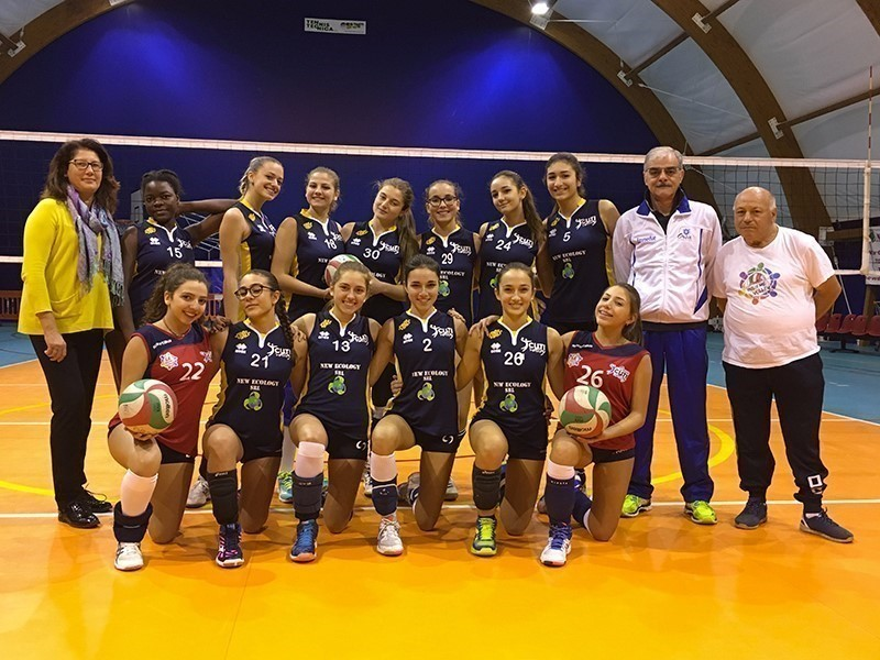 ORSACUTI VOLLEY (1DF)